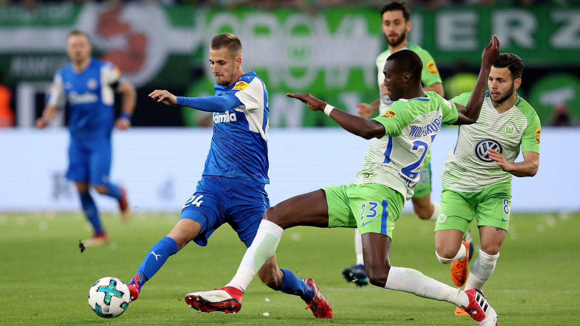 Kiel vs Wolfsburg Soccer Prediction