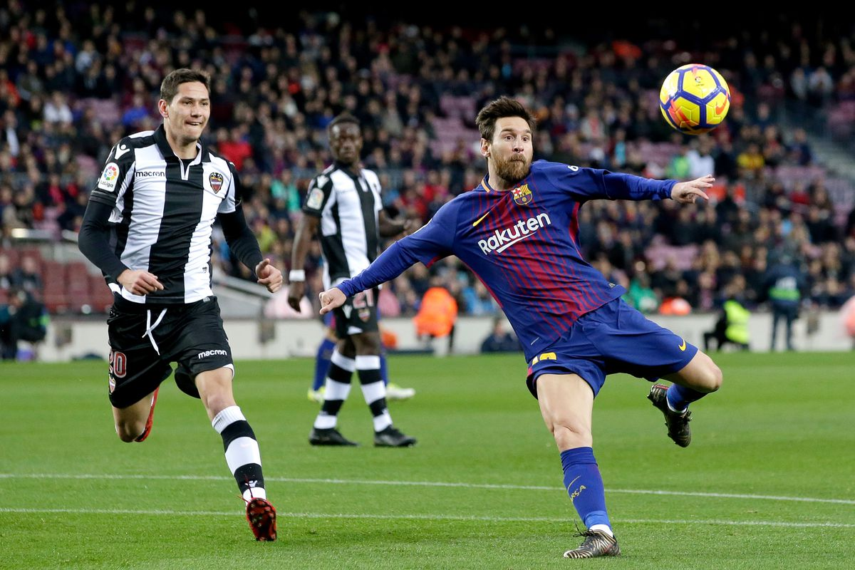 Levante Vs Barcelona Soccer Prediction