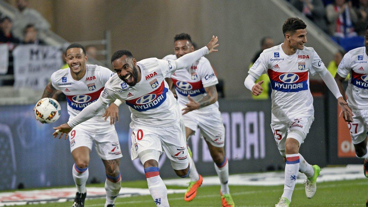 Lyon vs Nice Soccer Prediction
