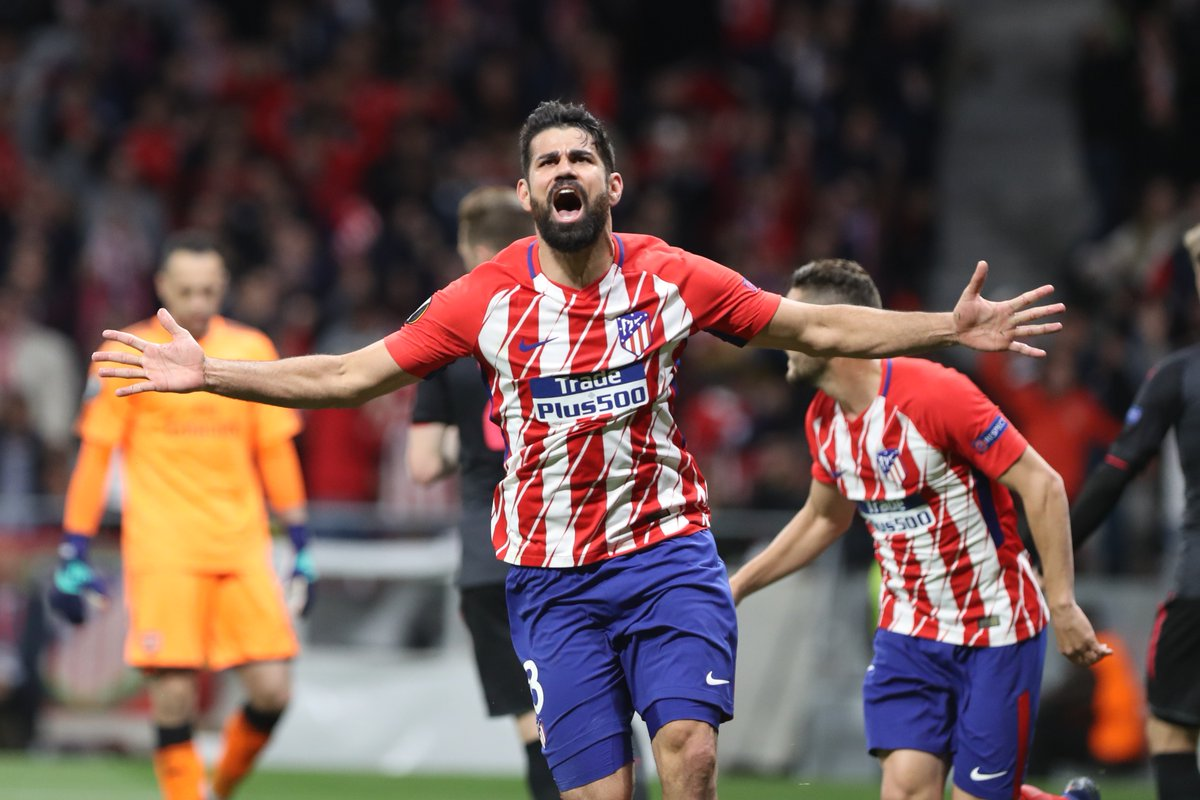 Marseille vs Atletico de Madrid Europa League
