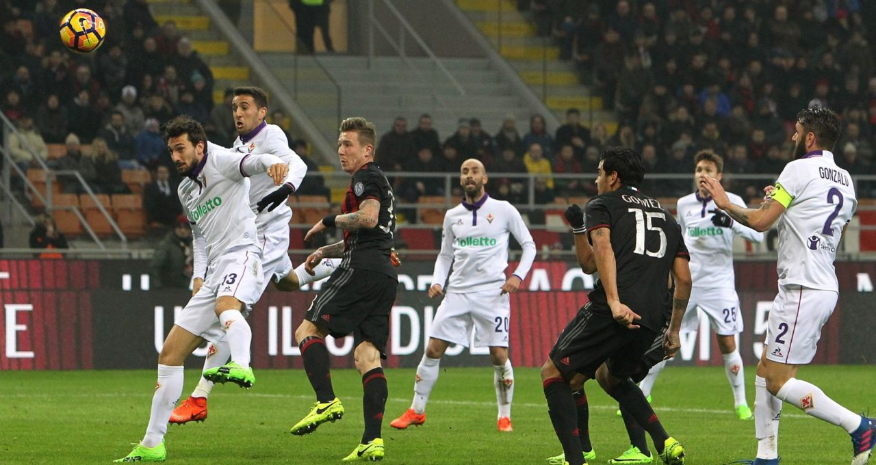 Milan vs Fiorentina Soccer Prediction
