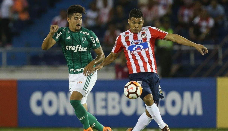 Palmeiras vs Junior Barranquilla Soccer Prediction