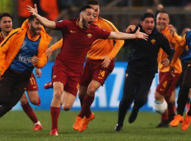Roma vs Liverpool Champions League