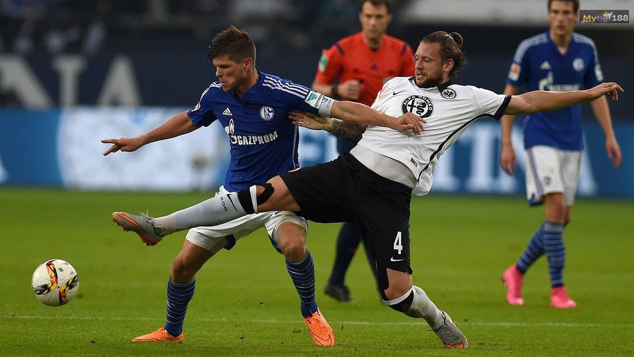 Schalke 04 Eintracht Frankfurt