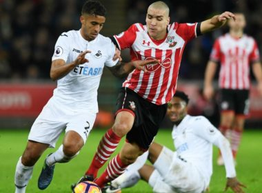 Swansea vs Southampton Premier League