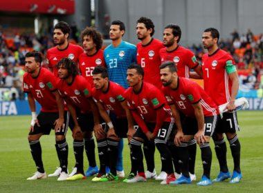 World Cup Russia vs Egypt