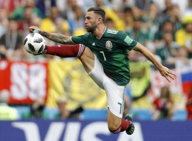 World Cup South Korea vs Mexico
