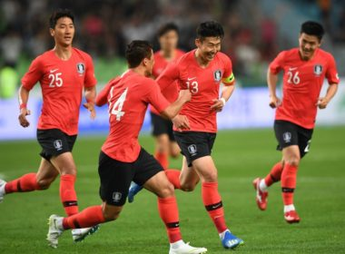 Sweden vs South Korea World Cup