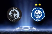 HJK vs Vikingur Champions League