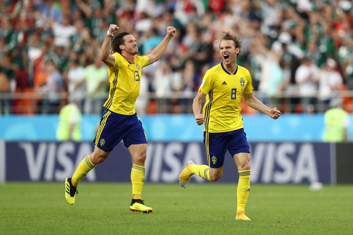 World Cup Prediction Sweden vs England