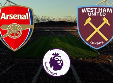 Premier League Arsenal vs West Ham