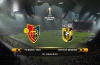Europa League Basel vs Vitesse