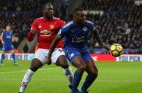 Premier League Manchester United vs Leicester