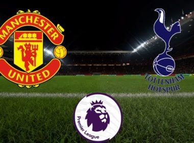 Premier League Manchester United vs Tottenham