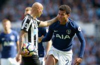 Premier League Newcastle vs Tottenham