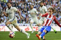 UEFA Super Cup Real Madrid vs Atletico Madrid