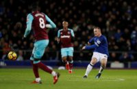Premier League Everton vs West Ham