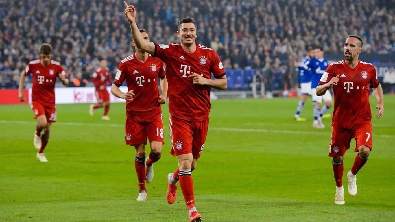 Hertha Berlin Vs Bayern Munich