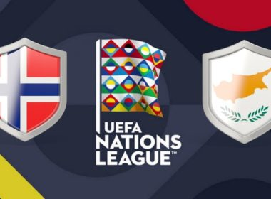 UEFA Nations League Norway vs Cyprus