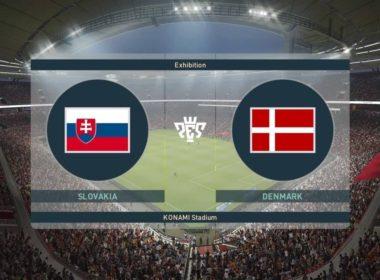 Football Tips Slovakia vs Denmark