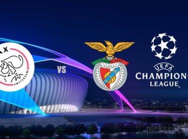 Ajax vs Benfica Champions League