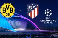 Dortmund vs Atletico Madrid Champions League