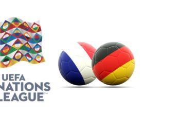UEFA Nations League France vs Germany