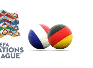 UEFA Nations League France vs Germany
