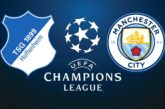Champions League Hoffenheim vs Manchester City