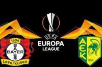 Europa League Leverkusen vs AEK