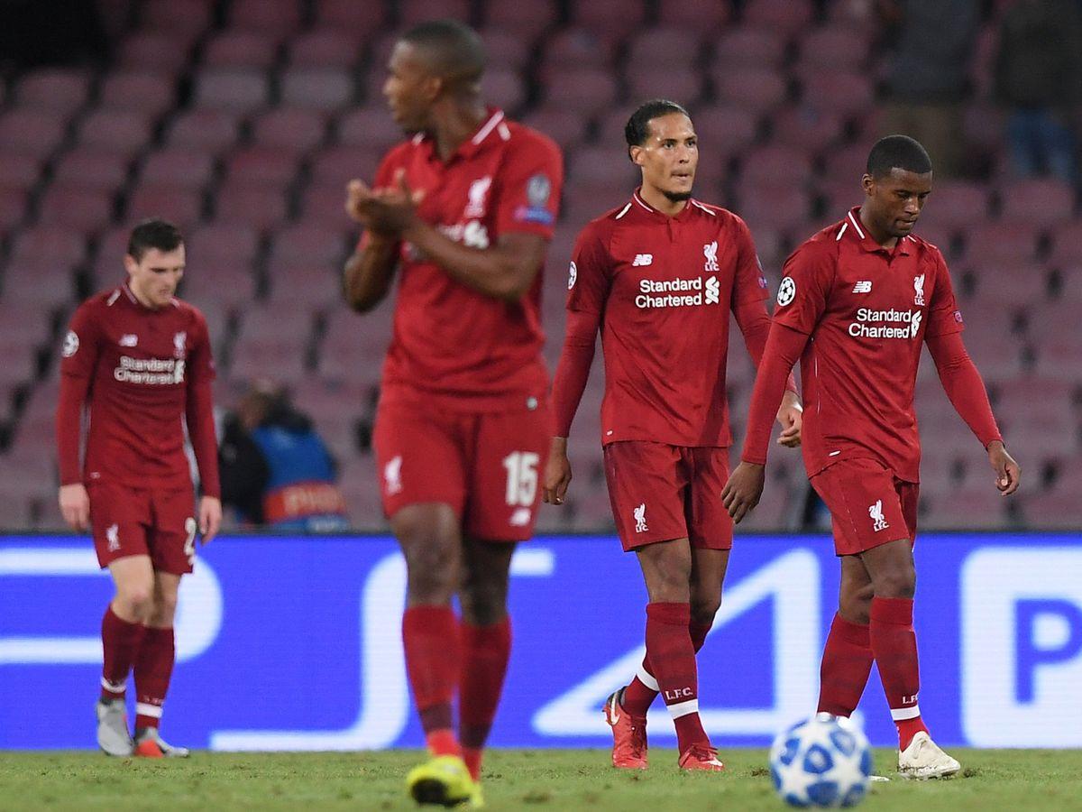 Premier League Liverpool vs Manchester City
