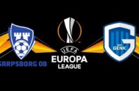 Europa League Sarpsborg vs Genk