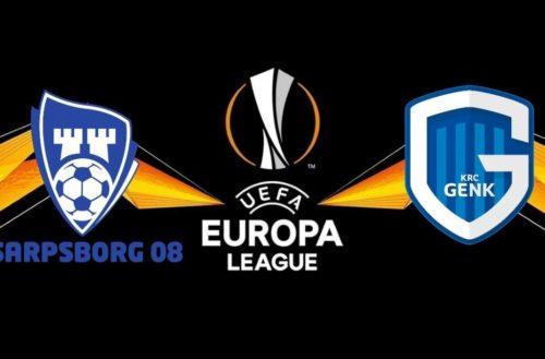Europa League Sarpsborg vs Genk