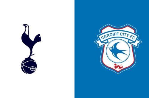 Premier League Tottenham v Cardiff