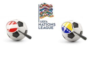 Austria vs Bosnia and Herzegovina UEFA Nations League