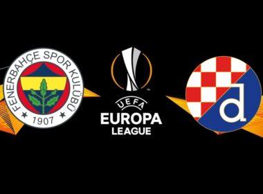 Fenerbahce vs Dinamo Zagreb Europa League