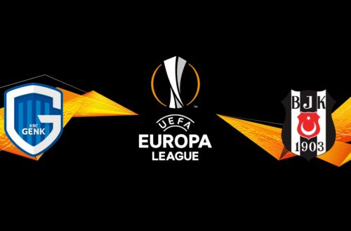 Genk vs Besiktas Europa League