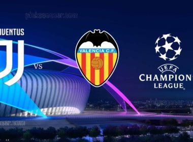 Juventus vs Valencia Champions League