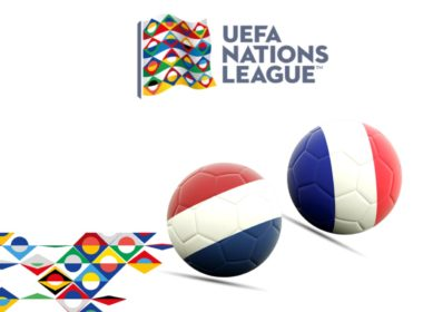 UEFA Nations League Netherlands vs France