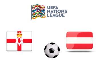 Northern Ireland vs Austria UEFA Nations League