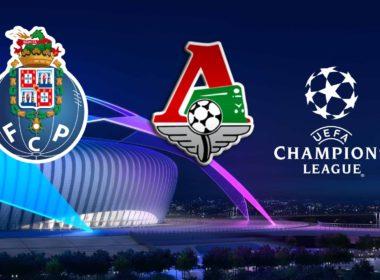 Porto vs Lokomotiv Moscow Champions League