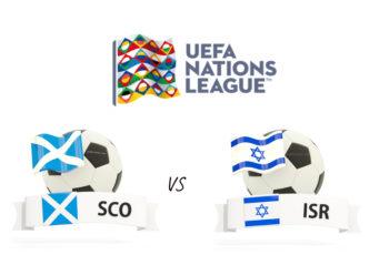 Scotland vs Israel UEFA Nations League