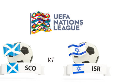 Scotland vs Israel UEFA Nations League