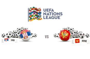 Serbia vs Montenegro UEFA Nations League