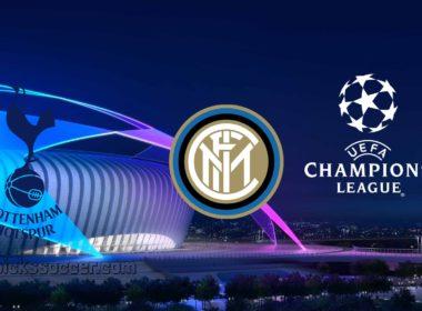 Champions League Tottenham vs Inter Milan