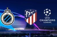 Club Brugge vs Atletico Madrid Champions League