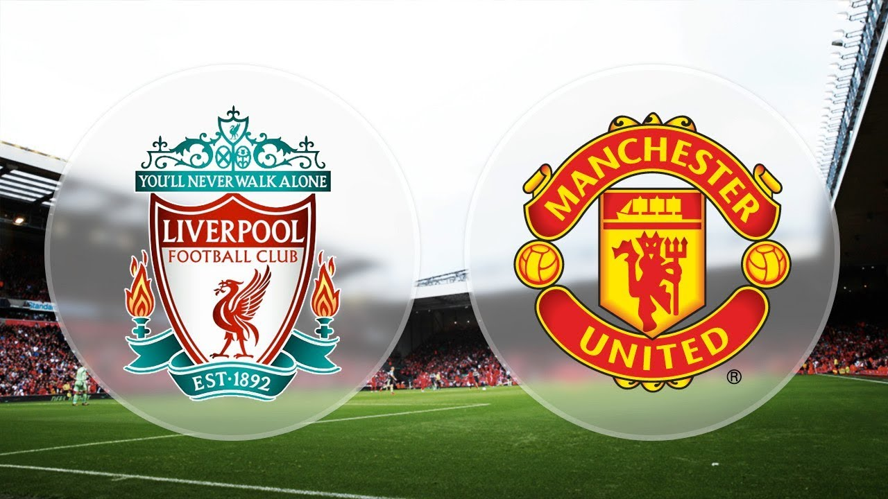 Liverpool vs Manchester United Premier League