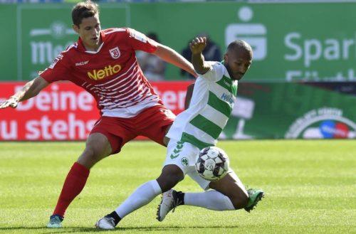 Regensburg vs Fürth Betting Predictions