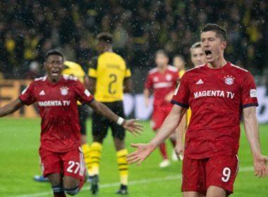 Bayern vs Dortmund Betting Predictions