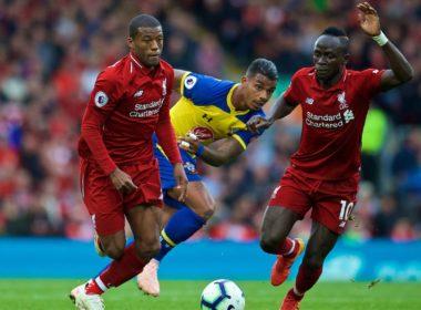 Southampton vs Liverpool Betting Predictions